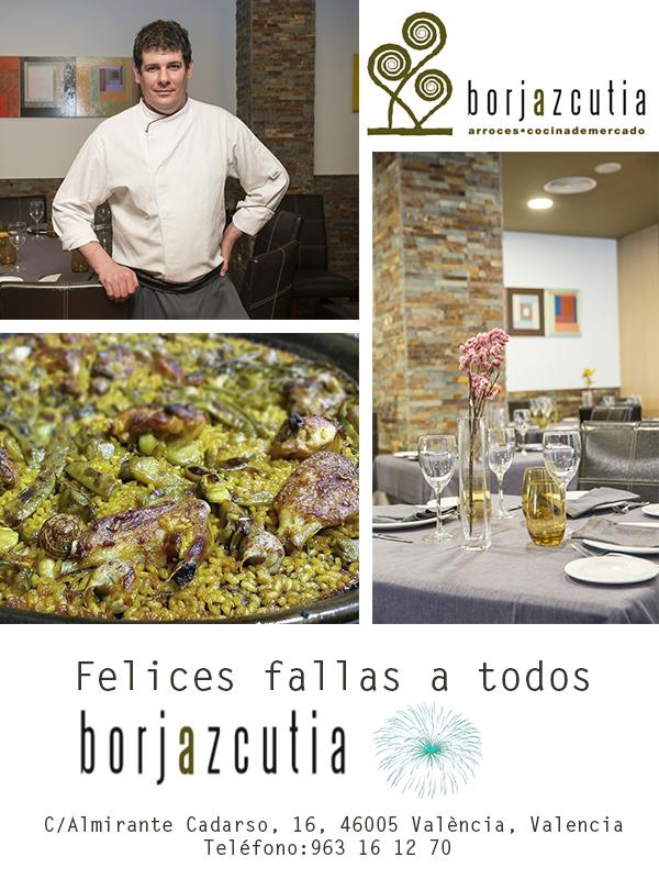 fallas Borja